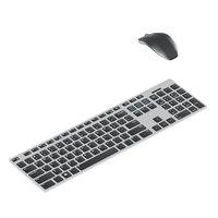 3D wireless mouse keyboard