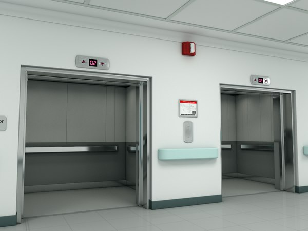 Elevator 3D Models for Download | TurboSquid