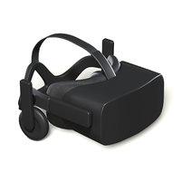 VR Headset 3D Model