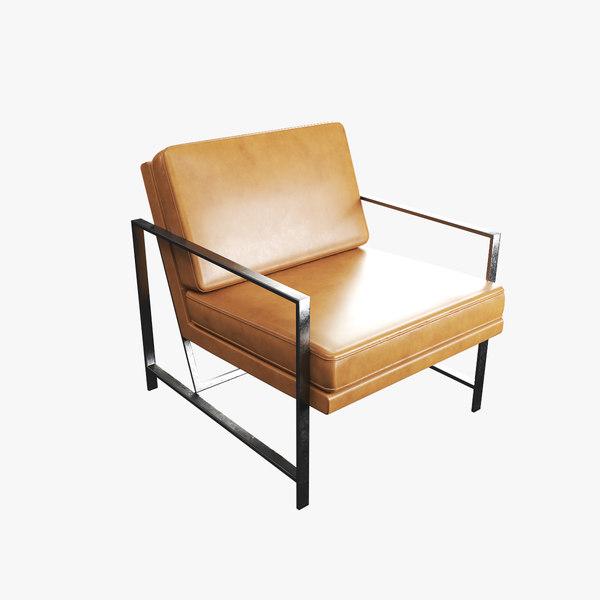 3D chair v18 model