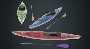 3D kayak 2b