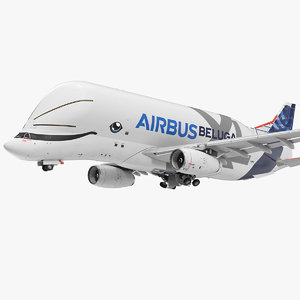 airbus beluga xl a330 model