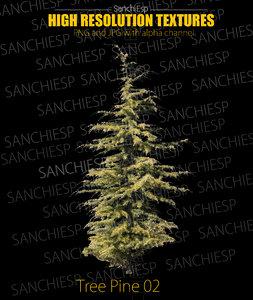 Tree Pine 02