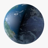 Earth Photorealistic