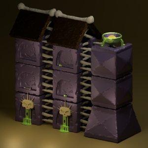 3D wall games
