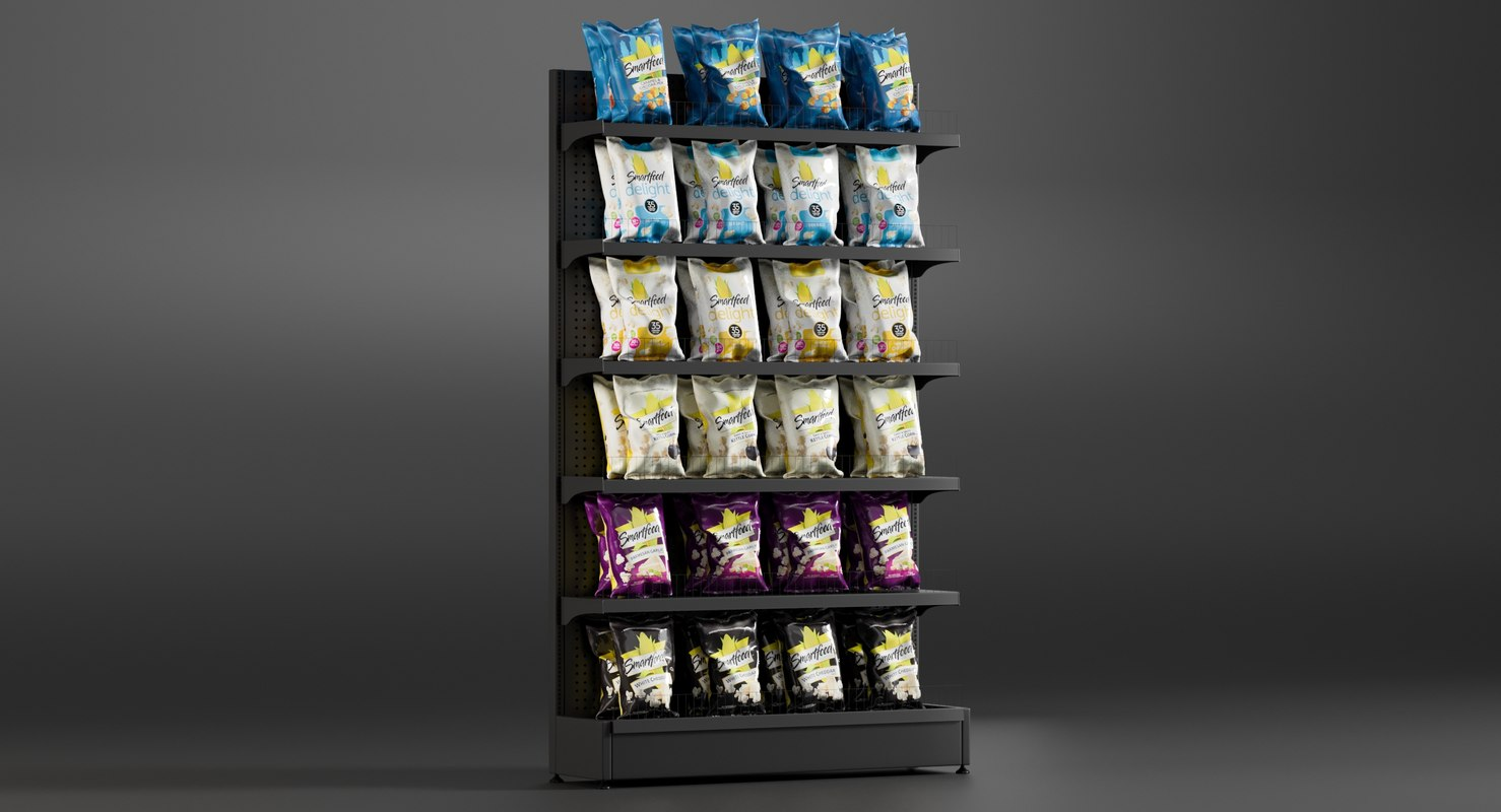 Popcorn Shelving 1
