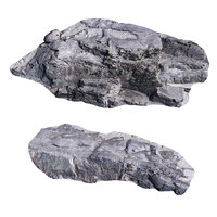 real altay rock scan 3D model