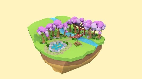 japan ecosystem model