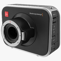 blackmagic production camera 3D