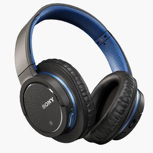 3D sony mdr-zx770bn headphones