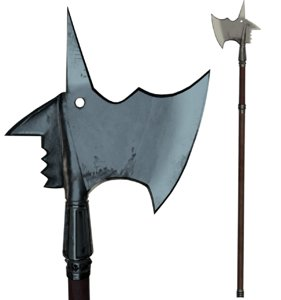 battle ax medieval 3D