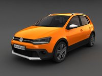 Volkswagen Crosspolo 2010