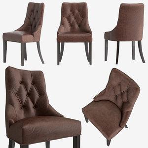 chair decoration 3D model