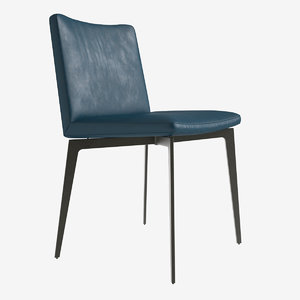 3D alivar flexa chair model