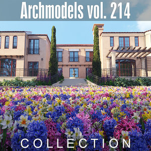 archmodels vol 214 3D