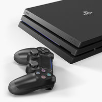 sony playstation 4 pro model