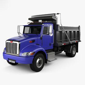 340 dump 2009 3D model