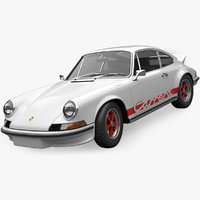 Porsche 911 Carrera RS 2.7 Touring 1973