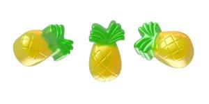 3D marmalade ananas candy sweet