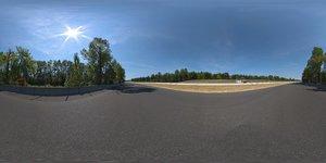International Raceway Turn 11 with Matching 32 bit  Backplates