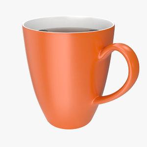 ceramic mug 3d 3ds