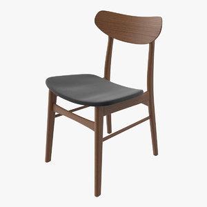houston chair 3D model