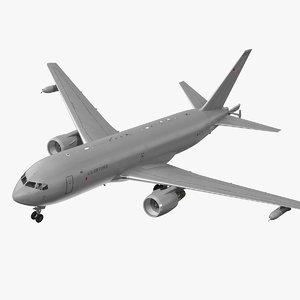 3D boeing kc46 pegasus refueling