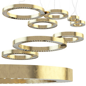 marchetti canopus dv3906 lamp 3D model