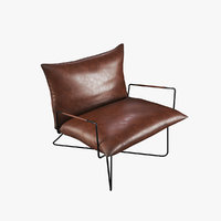 3D model chair v19