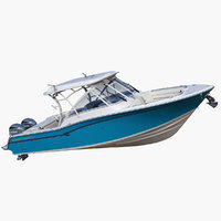 Grady White Freedom 325 Dual Consoles Fishing Boat