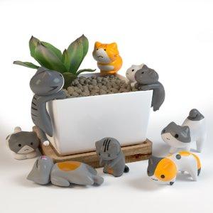 decor cat 3D model