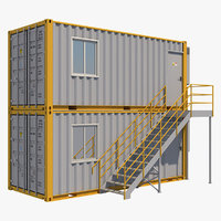 Container Cabin 2