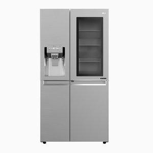 instaview door refrigerator model