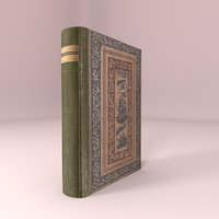 old book model