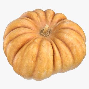 3D pumpkin 05