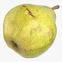 3D taylors gold pear 03