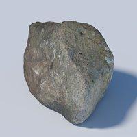 3D realistic stone model