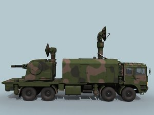 chinese type 730 3D model