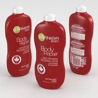 body lotion 3D model