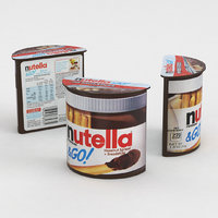 Nutella & Go With Breadsticks 52g