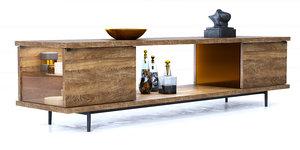 nightstand farns walter knoll 3D