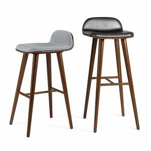 article sede bar stool 3D model