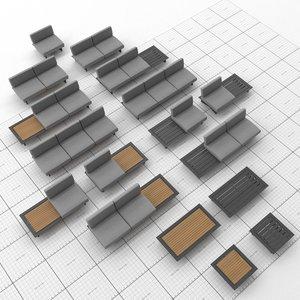 3D model arbon -