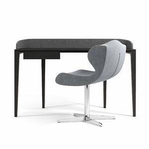 3D ligne roset world desk