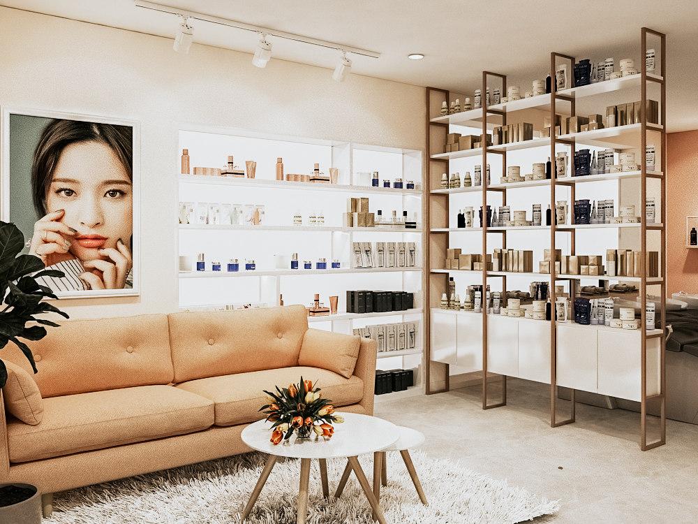 3D spa salon inter