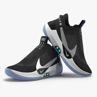 3D nike adapt bb sneakers