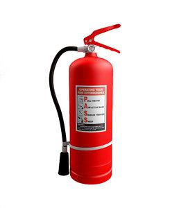 extinguisher tools model