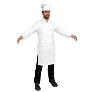 chef 2019 3D