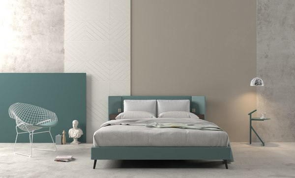 3D bedroom v13