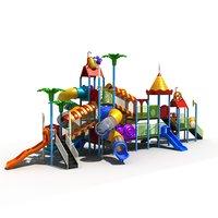 children slide 3D